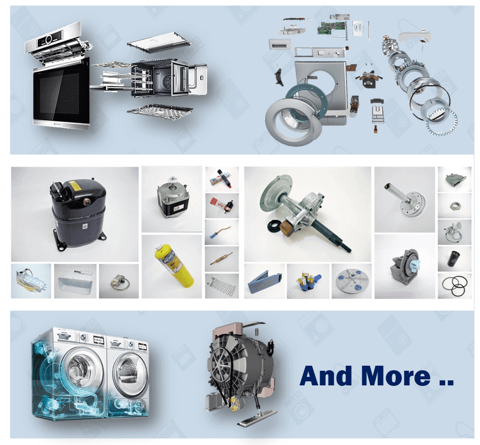 Appliance Spare Parts Distributor In Perth Call Us 08