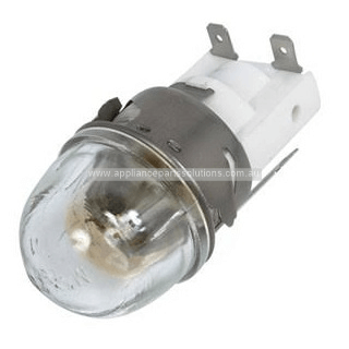 Genuine Kleenmaid Oven Lamp & Socket Assy 25w 230/40 - Part No. 12540002