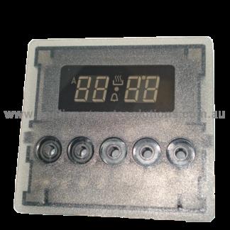 Smeg Programmer / Timer - 5 Button Part No 816291317