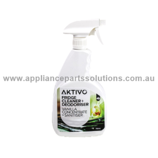 Fridge Cleaner + Deodoriser 750ml Part No CL750FCD