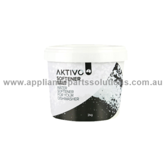 Salt Softener 2kg Part No DW2KGSS