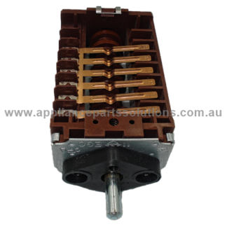 Oven Function Selector Switch Part No 040899009927R