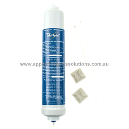 Refrigerator Water Filter Part No 4378411RB